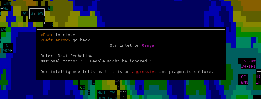 Intel on the Osyna